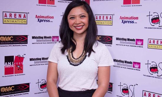 Griseleda Sastrawinata,animator Indonesia