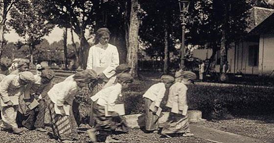 adab pelajar,pelajar,guru,1880,sejarah