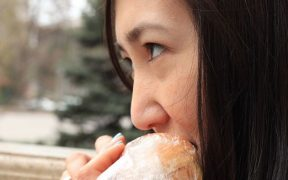 Makan banyak tapi tidak cepat gemuk