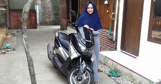 hijab,inspirasi,Meka Lailatul Fajri