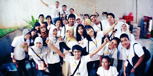 anak muda, indonesia, bahagia, remaja