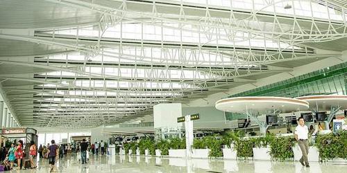 1. Bandara Sultan Aji Muhamad Sulaiman Sepinggan di Balikpapan