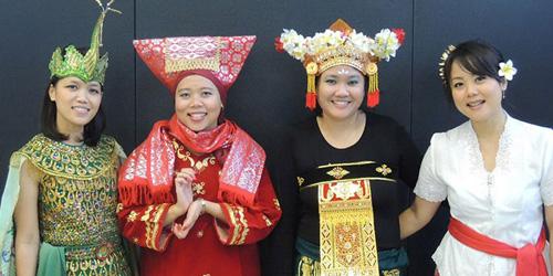 Indonesia, salah satu negara dengan penduduk paling ramah di dunia