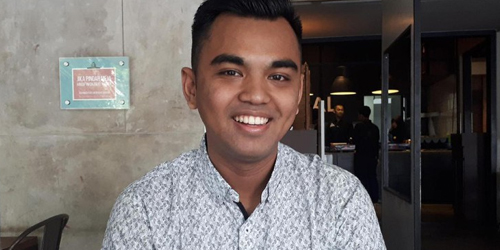 Grandprix Thomryes Marth Kadja, doktor termudah Indonesia