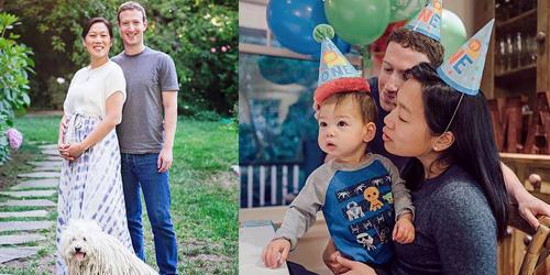 Potret Sederhana Keluarga Mark Zuckerberg