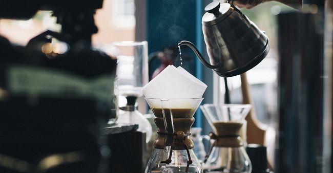 Harga secangkir kopi termahal di dunia