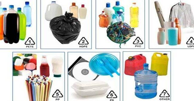 Arti tanda kemasan botol plastik