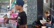 Bocah penjual penghafal Al Qur'an