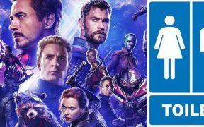 Tips Ampuh Tahan Pipis Nonton Avengers : End Game, 3 Jam Tanpa Jeda