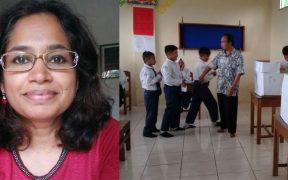 Anaknya Gagal Terpilih Jadi Ketua Kelas, Ibu ini Lapor ke Kementerian Pendidikan