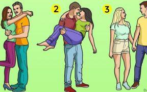 Pasangan Mana yang Menurut Anda Paling Bahagia? Ini Makna Pilihan Anda