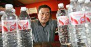 Zong Qinghou, dan brand minuman Wahaha miliknya