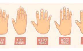 Karakter seseorang berdasarkan bentuk tangan