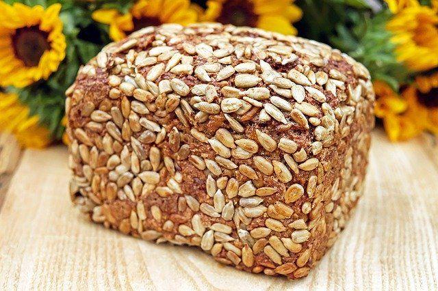 Makanan dari gandum utuh