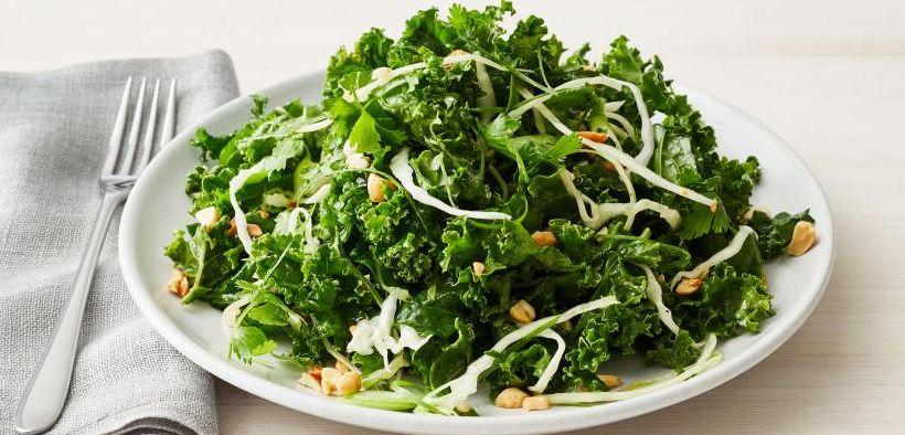 Kale, sayuran untuk kesehatan jantung