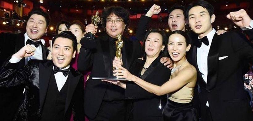 Parasite raih Oscar untuk film terbaik