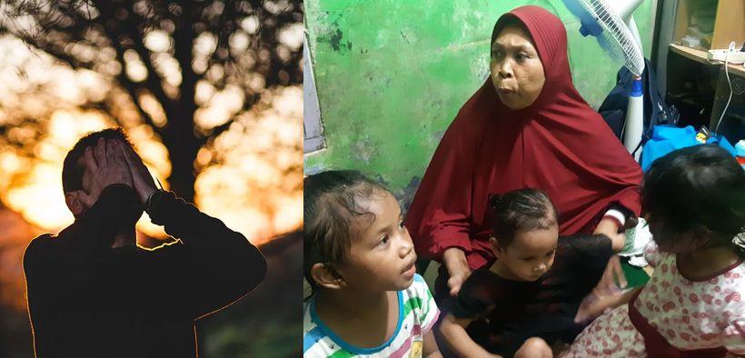 Viral! Ayah & Ibu Meninggal di Hari yang Sama, 6 Anak Menjadi Yatim Piatu