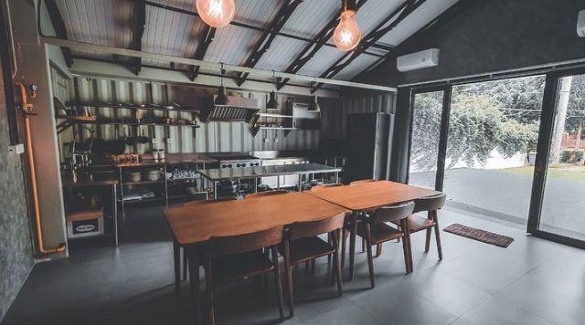 Dibuat open space minimalist