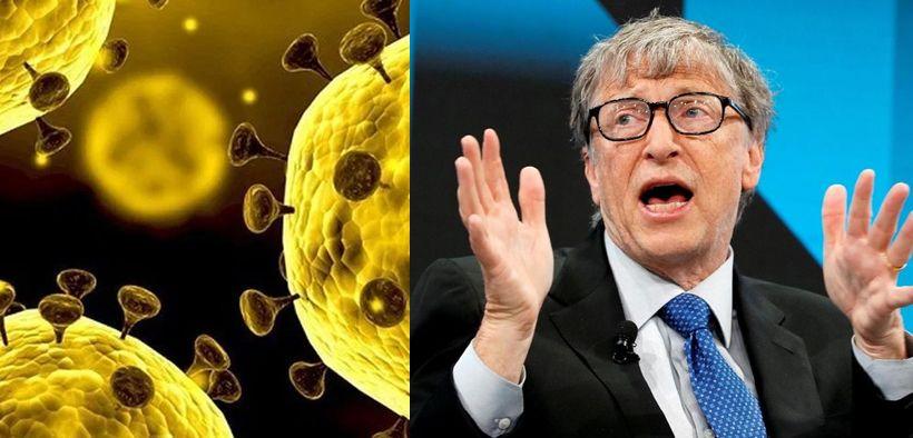 Pendapat Bill Gates tentang virus corona