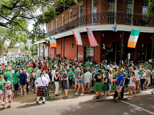 Hari St. Patrick Day