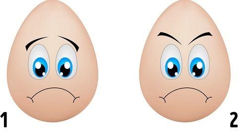 3. Seperti apa ekspresi wajahmu saat sedang stress?