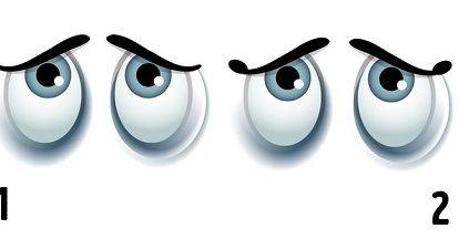 5. Seperti apa ekspresi wajahmu saat sedang sedih?