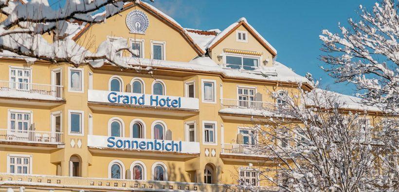 Grand Hotel Sonnebichl