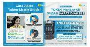 Cara klaim token listrik PLN gratis