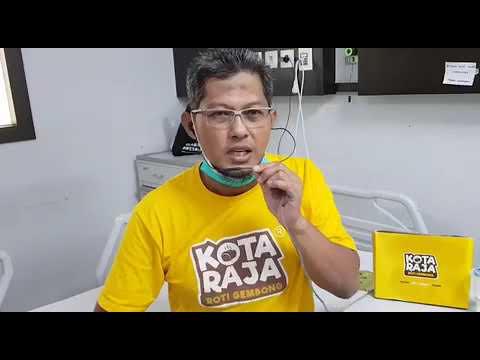Kisah sembuh pasien corona, Muhammad Wahib Herlambang