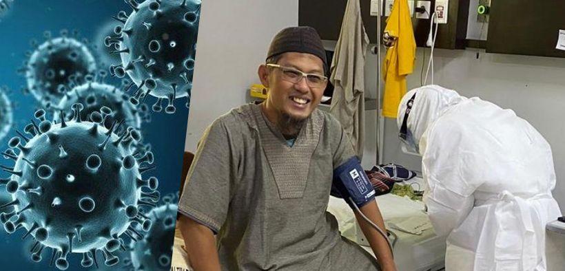 Kisah Wahib, pasien sembuh corona dari Balikpapan