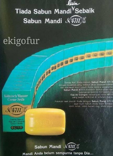 6. Kalau yang ini salah satu sabun mandi yang klasik banget. Udah lumayan lama nih hilang dari pasaran
