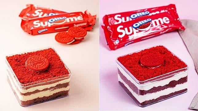 Oreo supreme dessert box