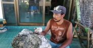 Kisah Surachit Songzhu menemukan bongkahan batu bernilai milyaran rupiah