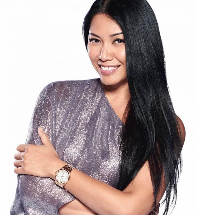 Anggun C Sasmi, salah satu selebriti tanah air yang tak lagi WNI