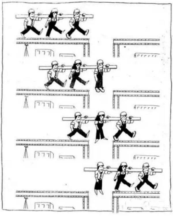 Bekerja Sama Membuat Hal Sulit Menjadi Lebih Mudah