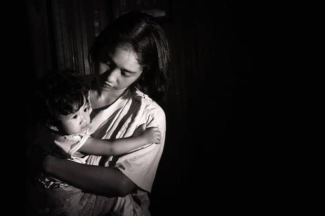 Kasih sayang ibu dan anak