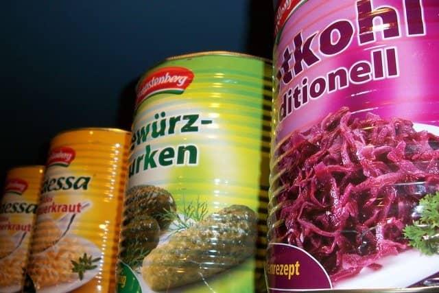 Makanan kaleng, aman dikonsumsi lewat tanggal best before nya