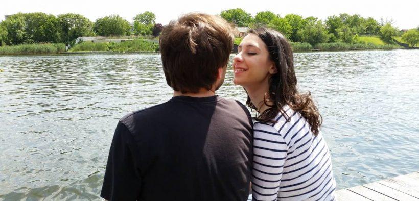 Mantan pasangan sayang, tapi gengsi