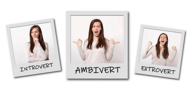 Mengenal kepribadian introvert, ambivert, ekstrovert