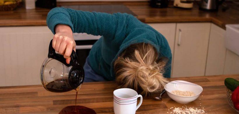 Tanda istri capek dan masuk kategori error mom