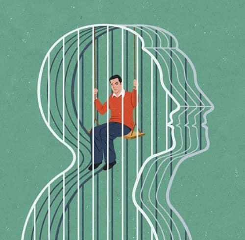 10. Terpenjara dalam diri sendiri