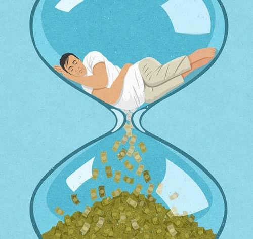 6. Menghasilkan uang saat tidur