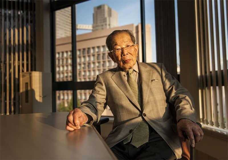 Kisah Inspirasi dari Dr. Shigeaki Hinohara