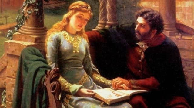 Kisah romantis tragis Abelard Heloise