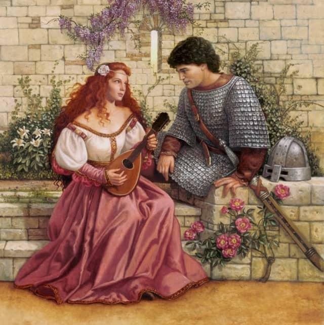 Cinta terlarang Guinevere dan Lancelot