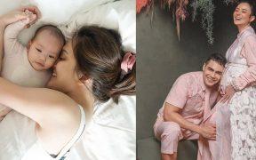 Selebriti menunggu lama untuk hamil anak pertama