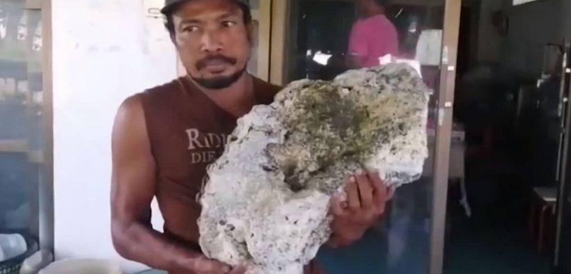 Pemulung mendadak milyarder karena temukan batuan berharga