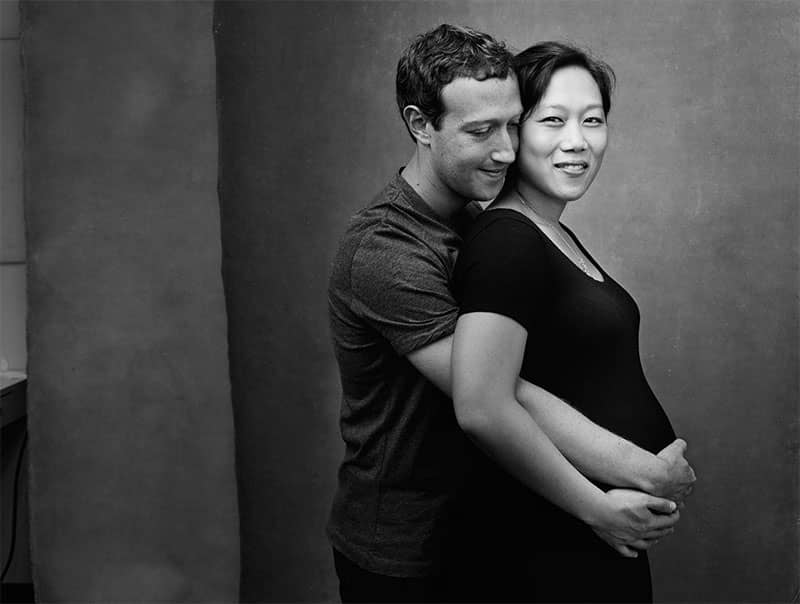 Maternity shoot sederhana