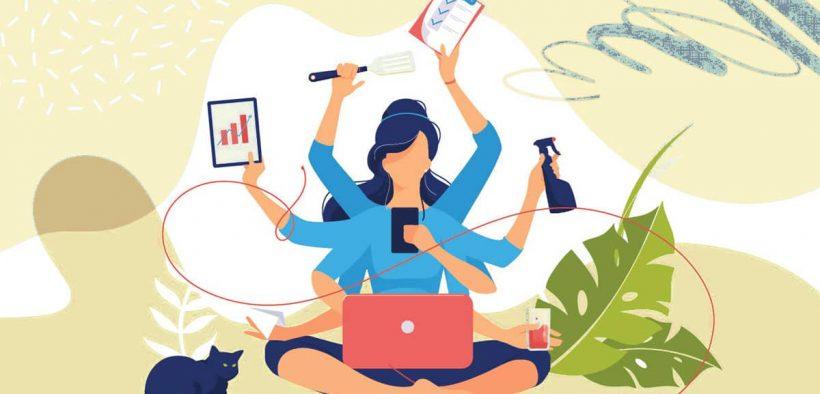 Perbedaan orang sibuk vs orang produktif