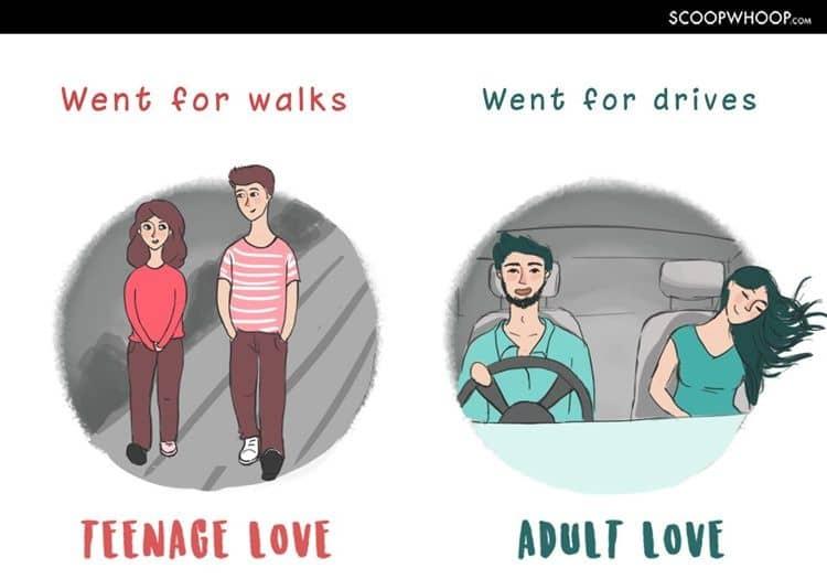 1. Gaya pacaran saat jalan- jalan
